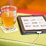 tea and tech by flickr user rachel a k